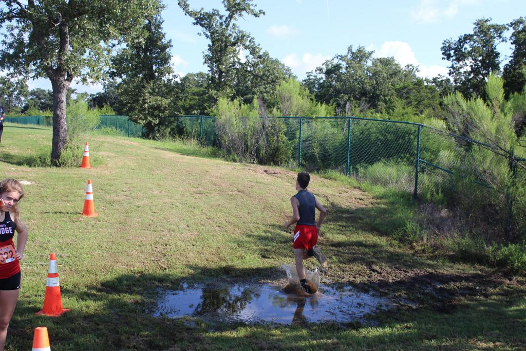 russellville cross country meet results