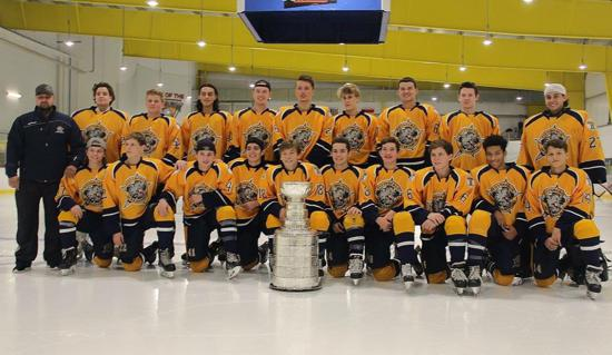 Love Pittsburgh predators midget aa wer kennt