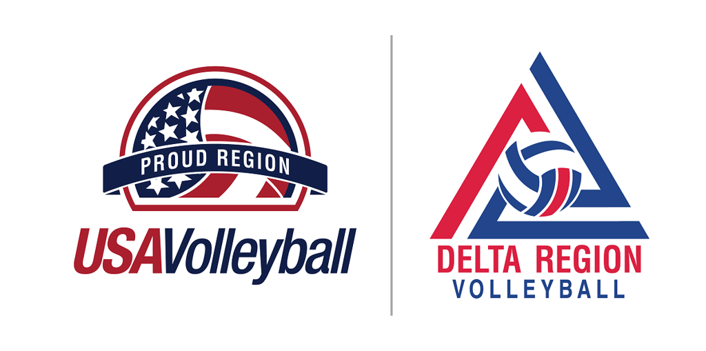 The Delta Region is a proud member of USA Volleyball