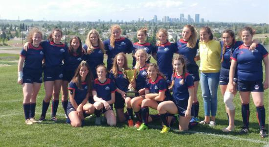 Calgary Canucks U15 Girls