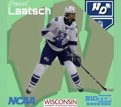 Daniel Laatsch signs NLI for Wisconsin