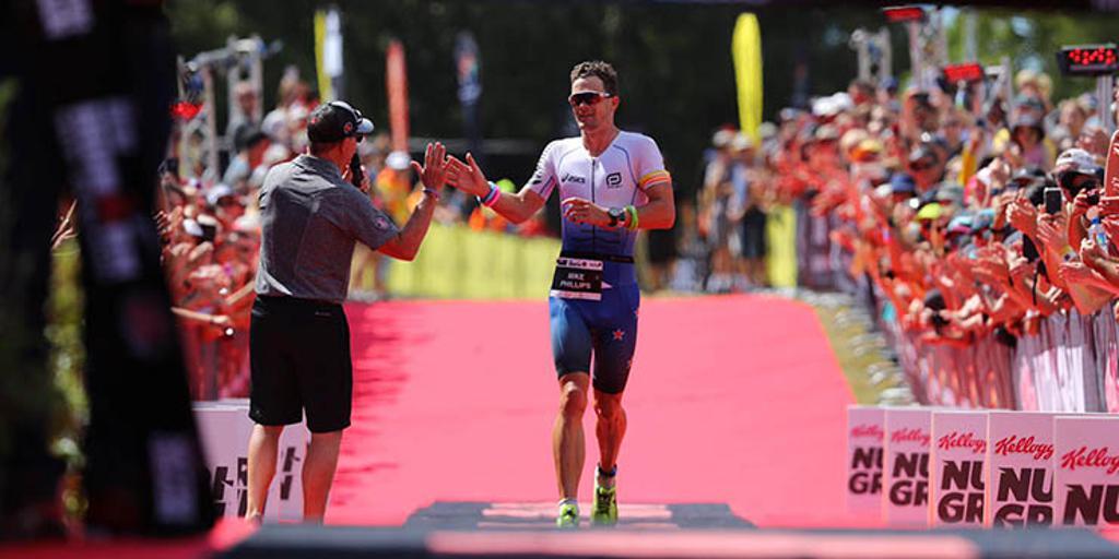 Ross Phillips racing