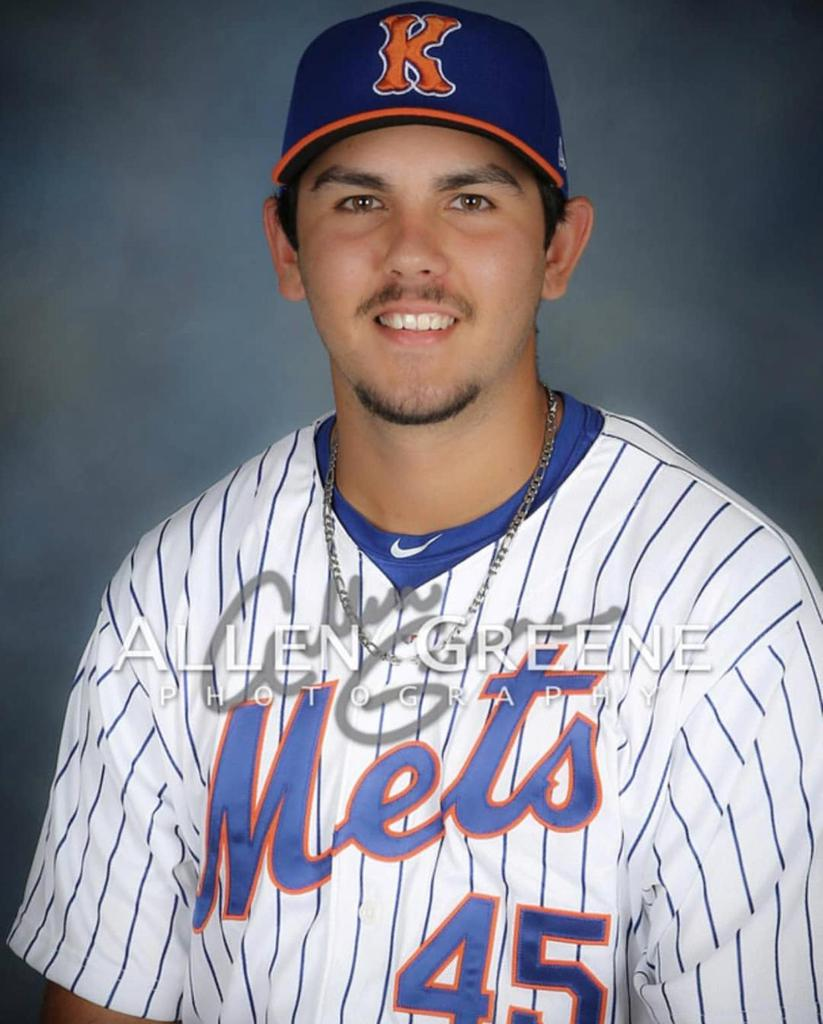 Noah Nunez promoted to the Kingsport Mets