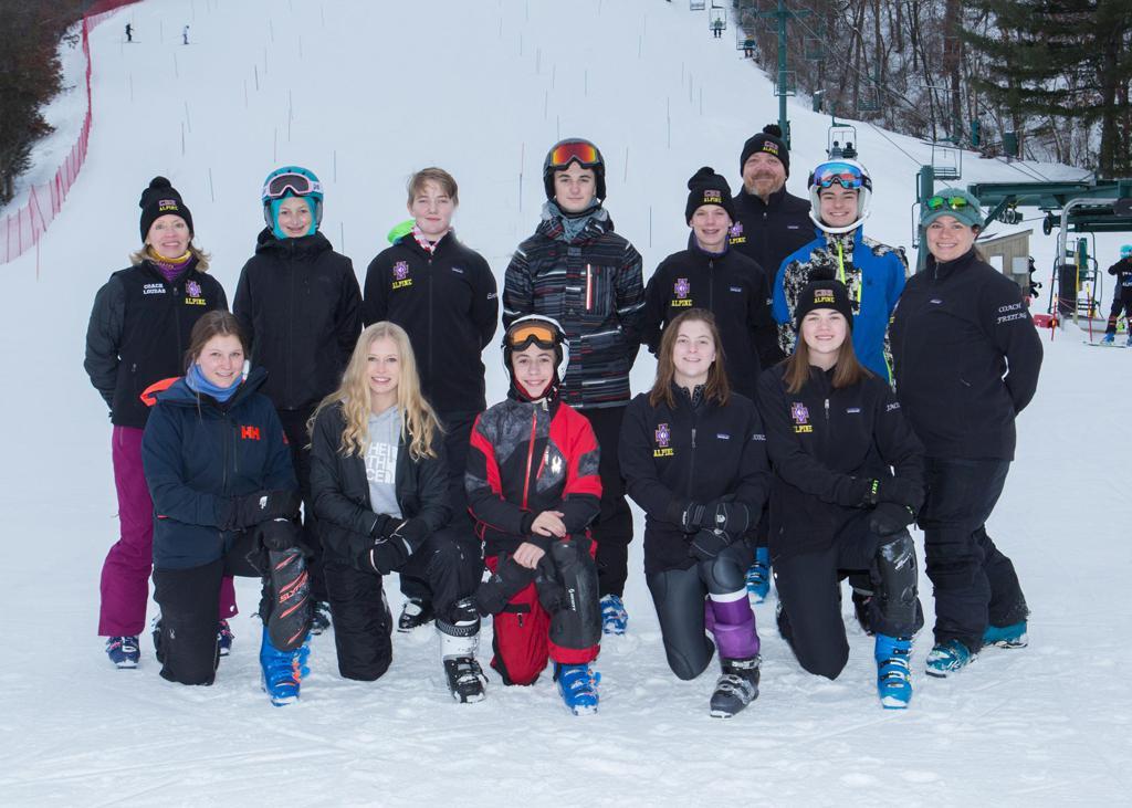 2019-20 Alpine Ski Team