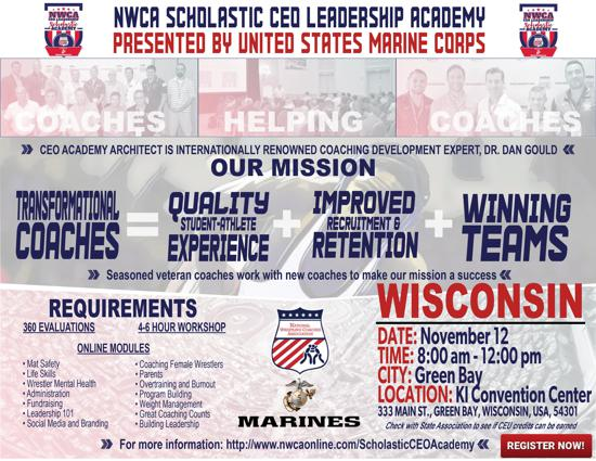 2021 NWCA CEO Leadership Banner