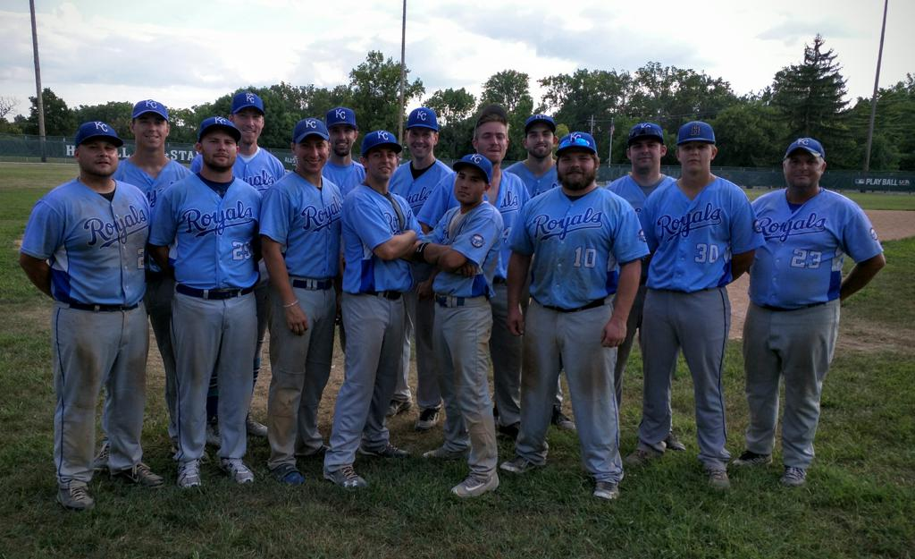 Kettering Royals 2016 Team Photo