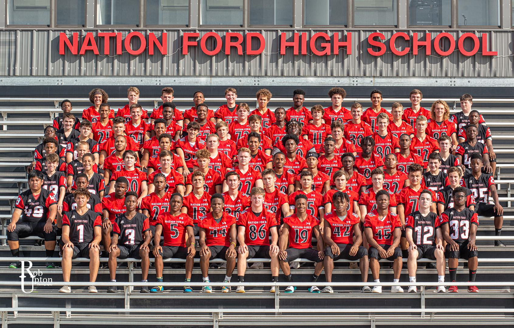 Football Team(Varsity/JV) 2019