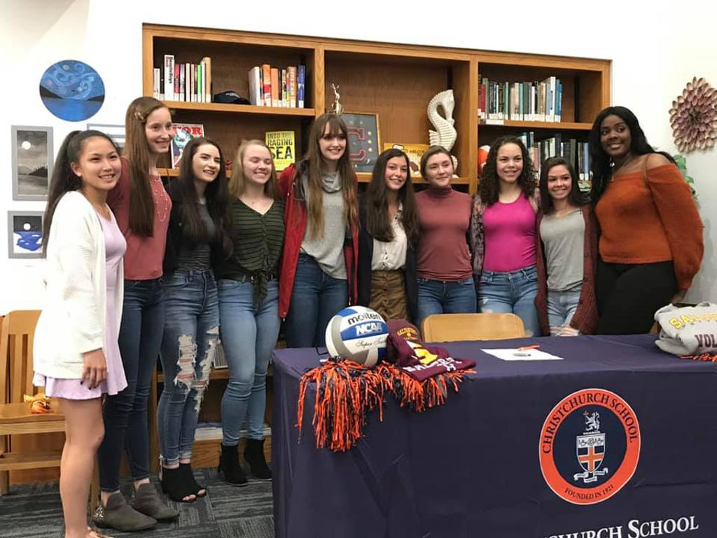 Congratulations to Blair Pausic (17U Ardo) for signing to play at Salisbury University!!! Jvaonline.org