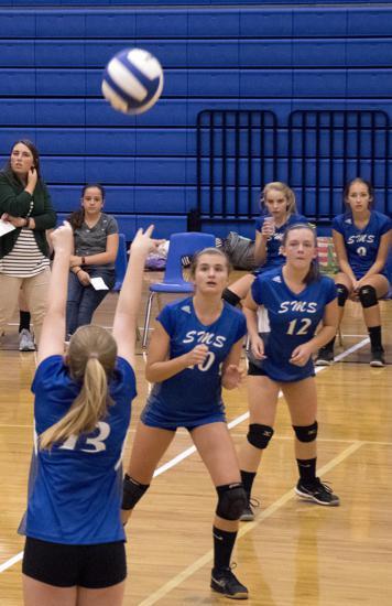 Springfield 8th Grade Volleyball