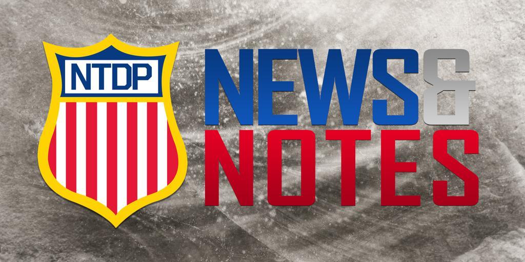 NTDP Notebook Team USA