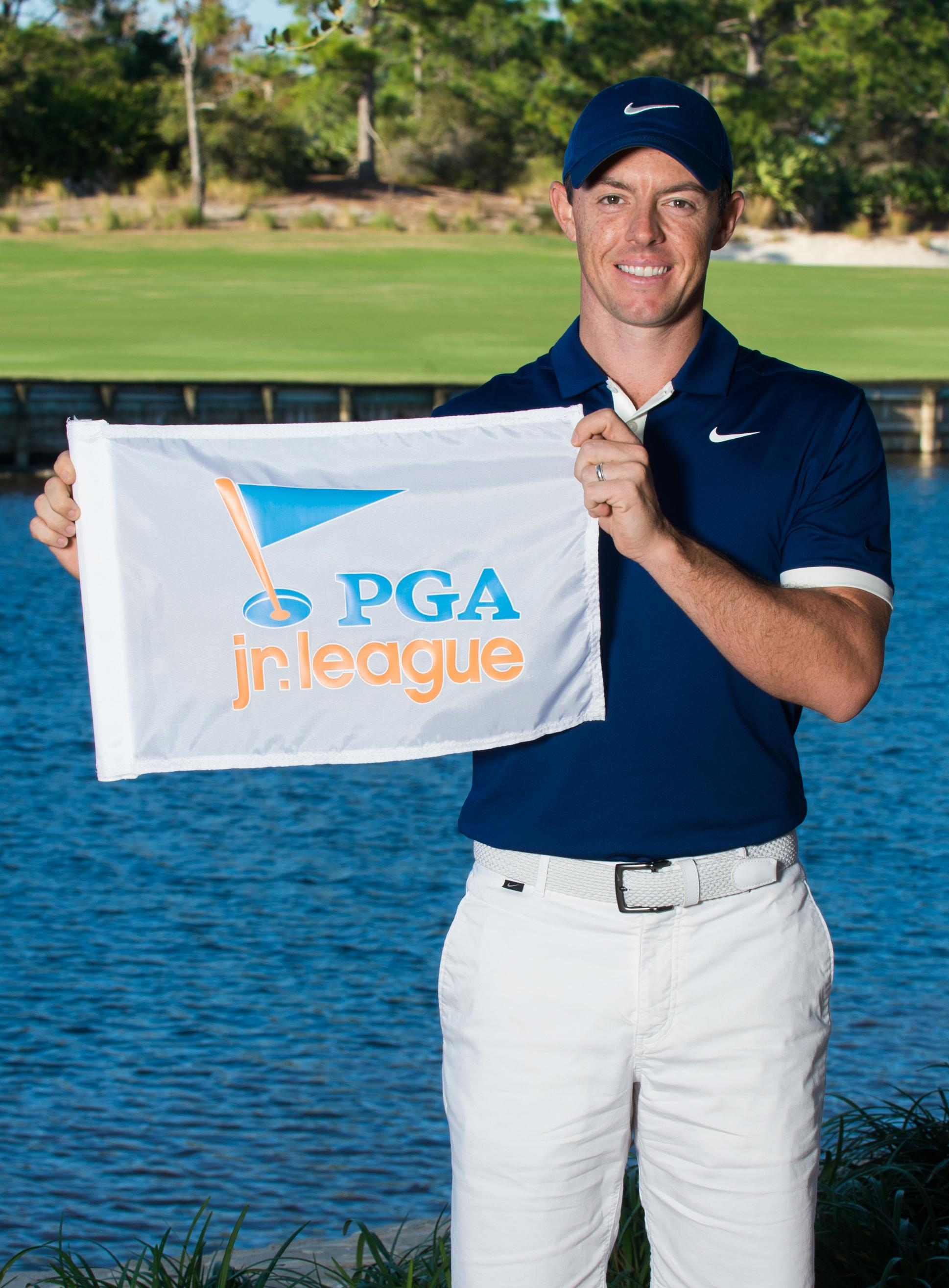 PGA Jr. League Ambassador Rory McIlroy