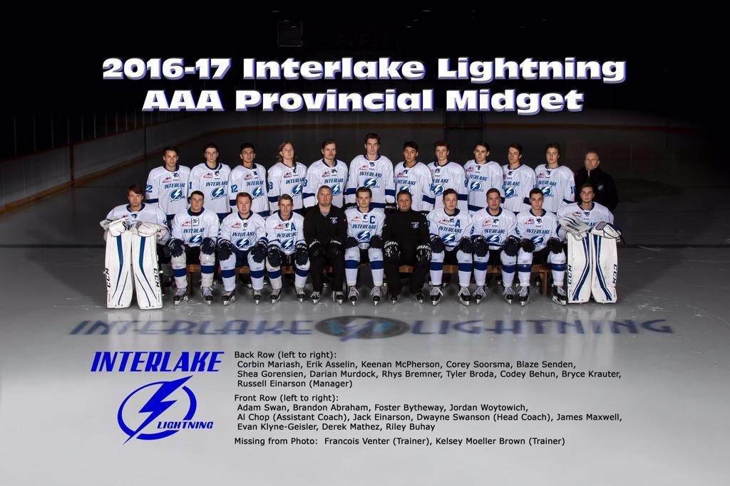 2016-2017 LIGHTNING