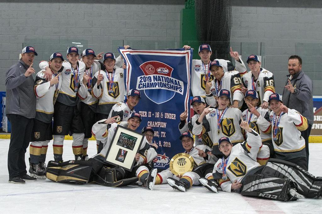 2019 Chipotle Usa Hockey Youth Tier Ii 16u
