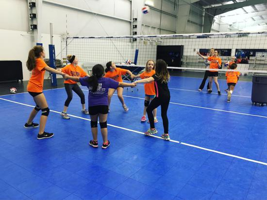 Fusion Volleyball Academy