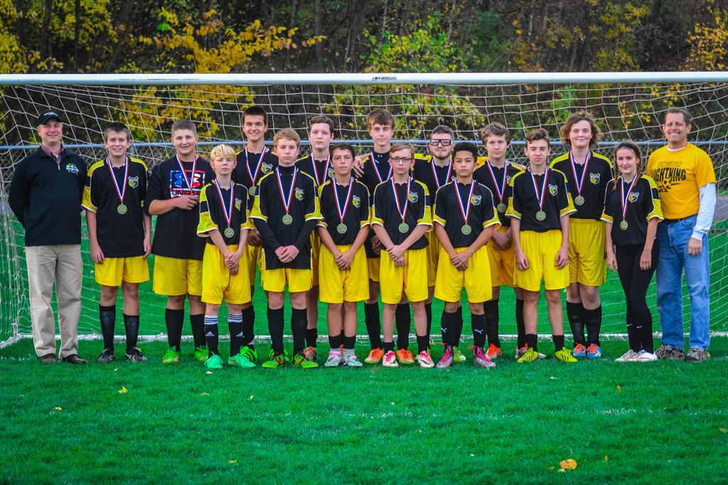 Kingston Lightning Youth Soccer Club