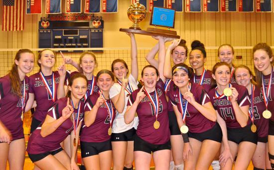 Garnet Valley AAAA State Champions