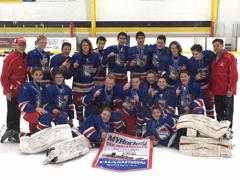 2002 Rangers WIN Steel City tournament