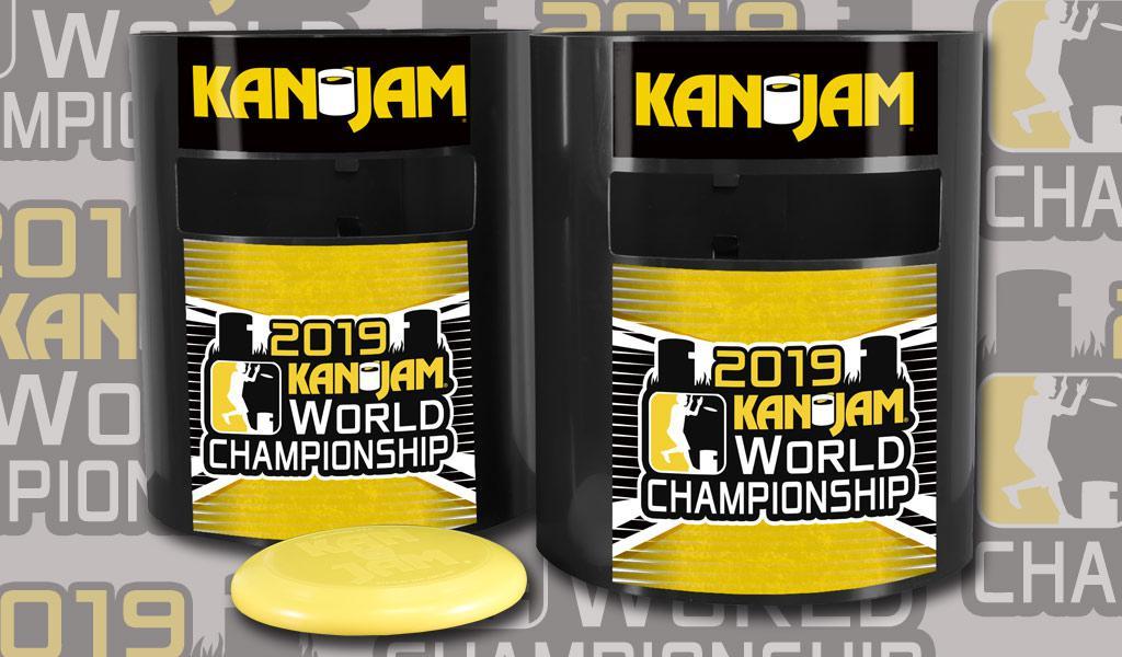 2019 KanJam World Championship game sets