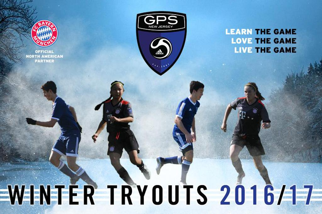 Winter Tryouts 2016/17