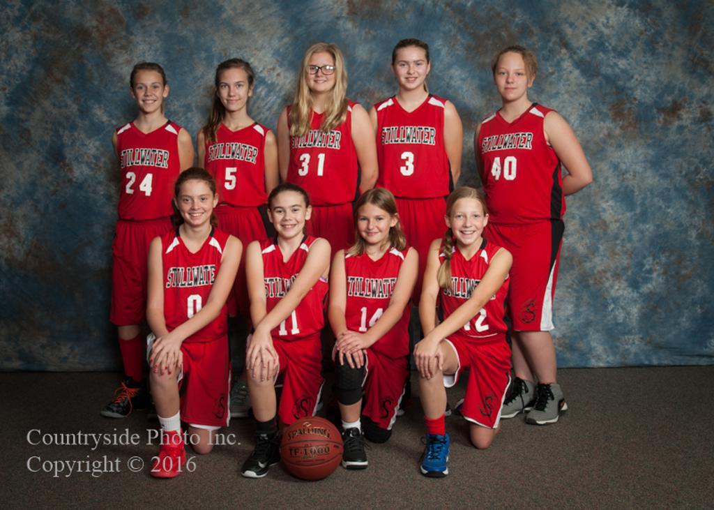 6th Grade Red - 2016-17