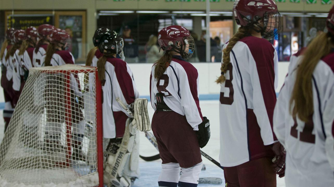 Minnesota Grows Into Girls Hockey Hotbed