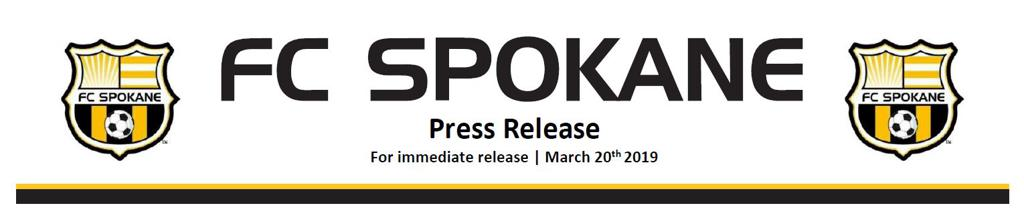 Press Release March 20th 2019