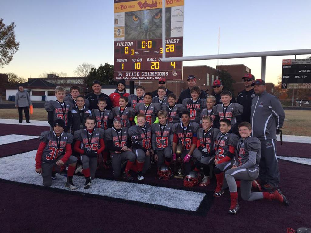 2016 Bandits National Champions
