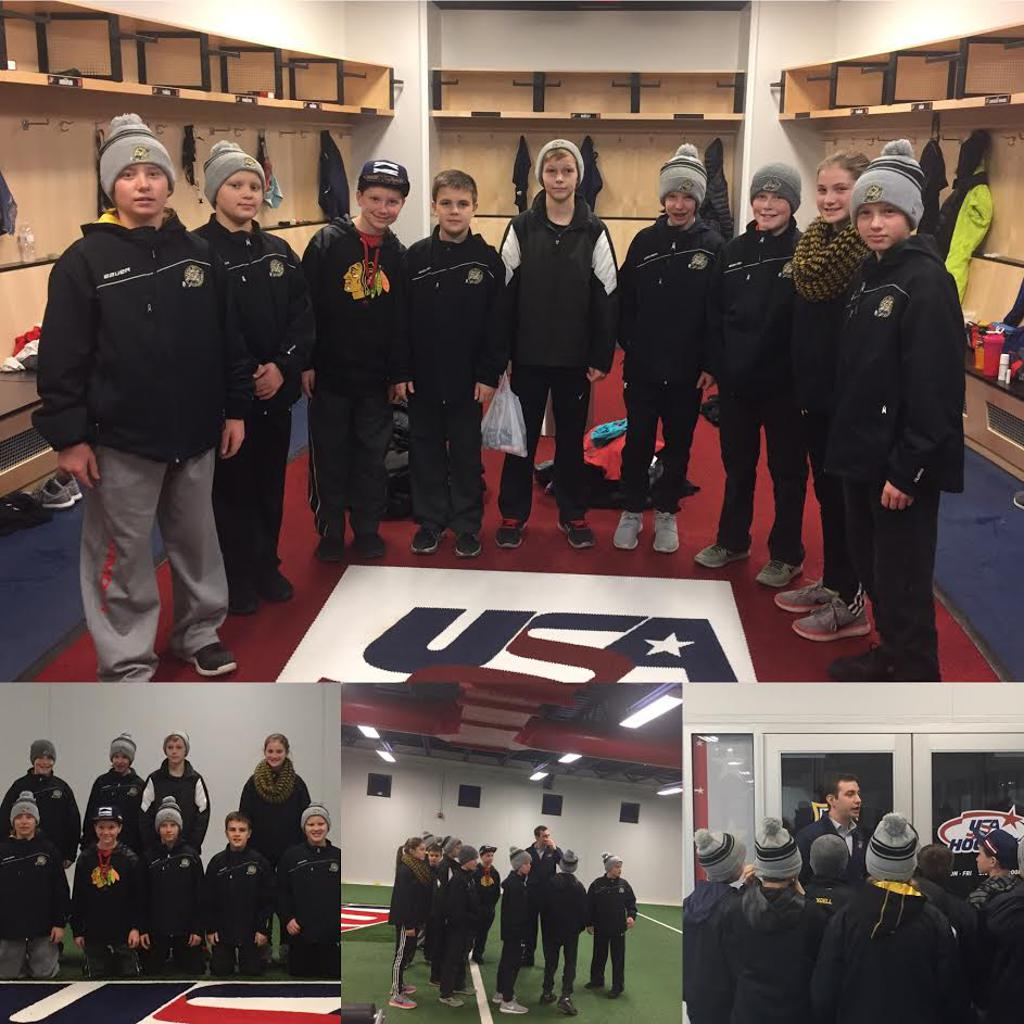 TEAM BUILDING - USA NATIONAL TEAM DEVELOPMENT PROGRAM