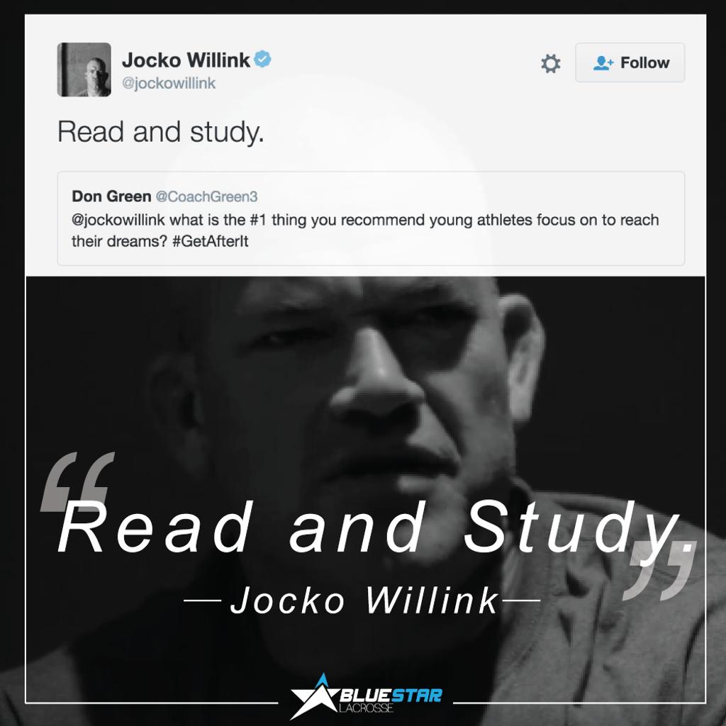 Jocko Willink questions from Don Green Blue Star Lacrosse