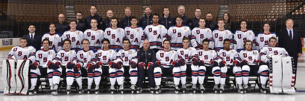 2017 U.S. National Junior Team Photo