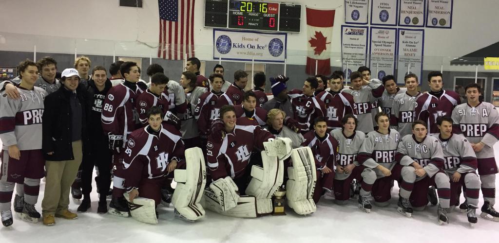 Mid-Atlantic Prep Hockey League