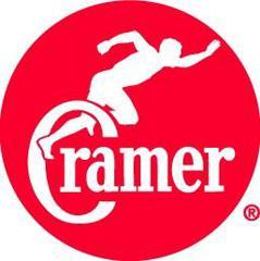 Cramer Running Man logo