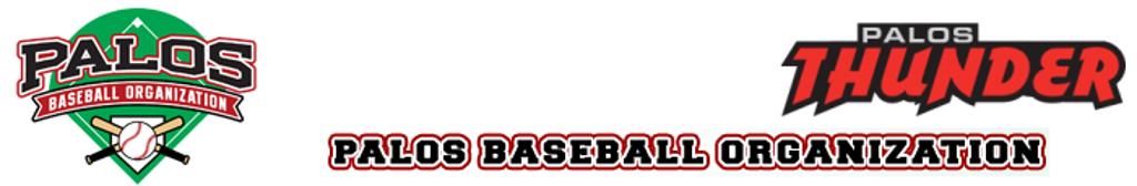 Palos Baseball Organization