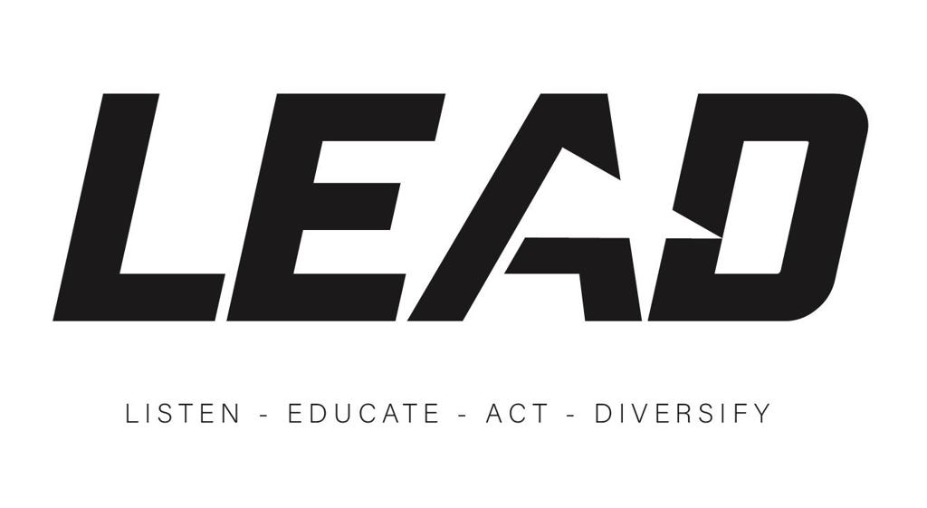 We want to be able to take the lead on diversity and inclusion in the sport of lacrosse across all divisions in the NCAA. The logo represents the steps that facilitate our mission statement. We want to be able to take the lead on diversity and inclusion i