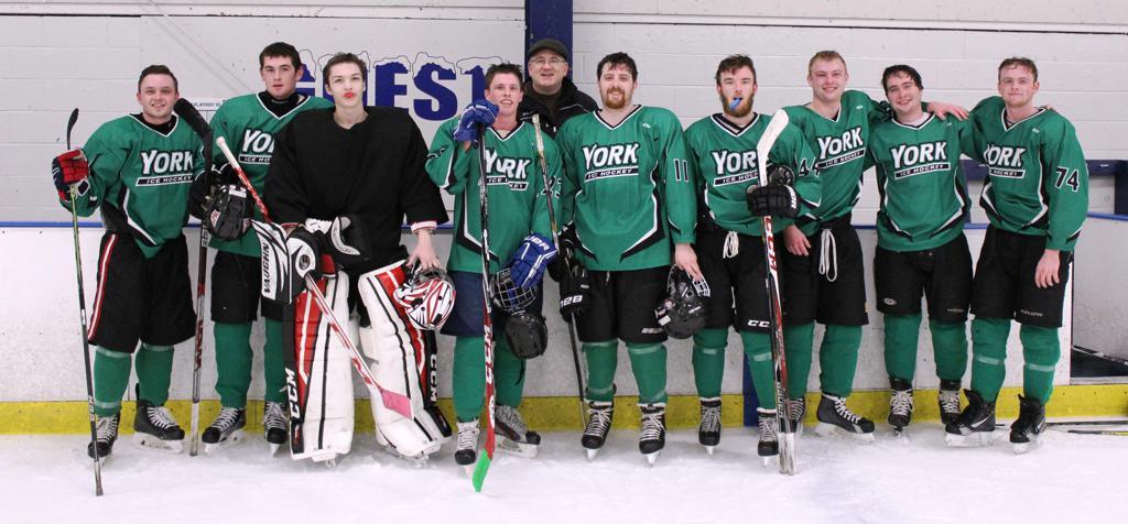 York College Ice Hockey Club
