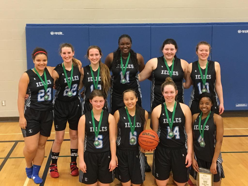 Xelles win Silver medal at Mike O'Connor Memorial Tournament