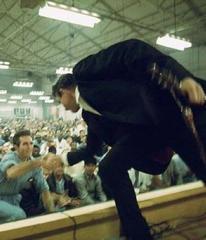 Johnny at Folsom Prison 1968