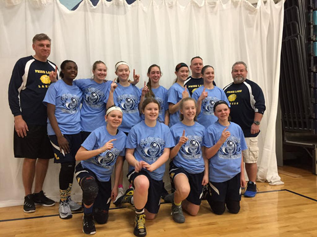 Prior Lake - 1st Place - 8th Grade C