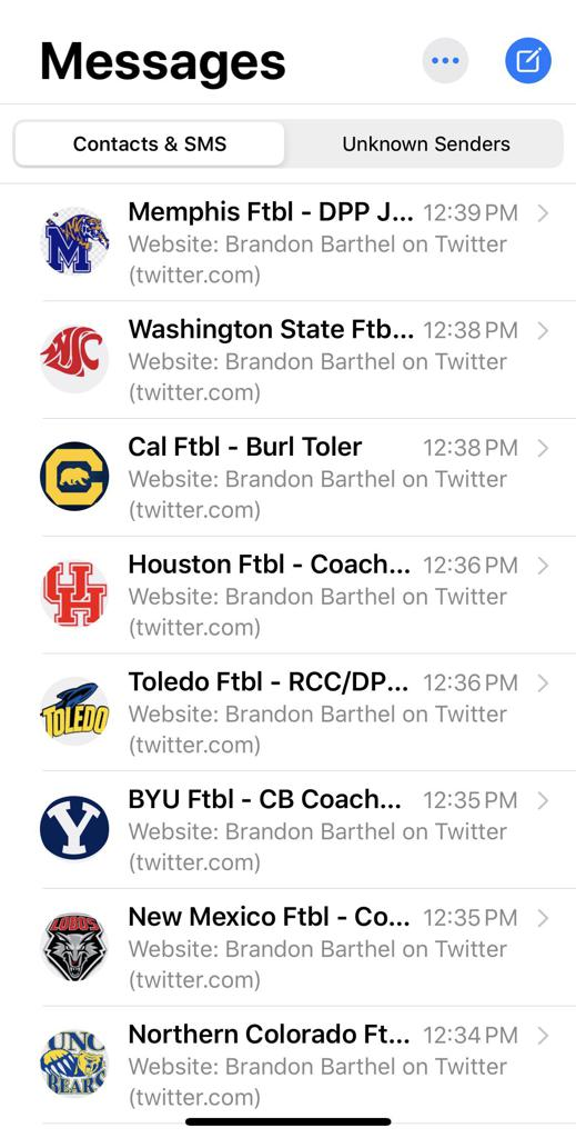 GET EXPOSURE: BE TEXTED OUT NATIONALLY