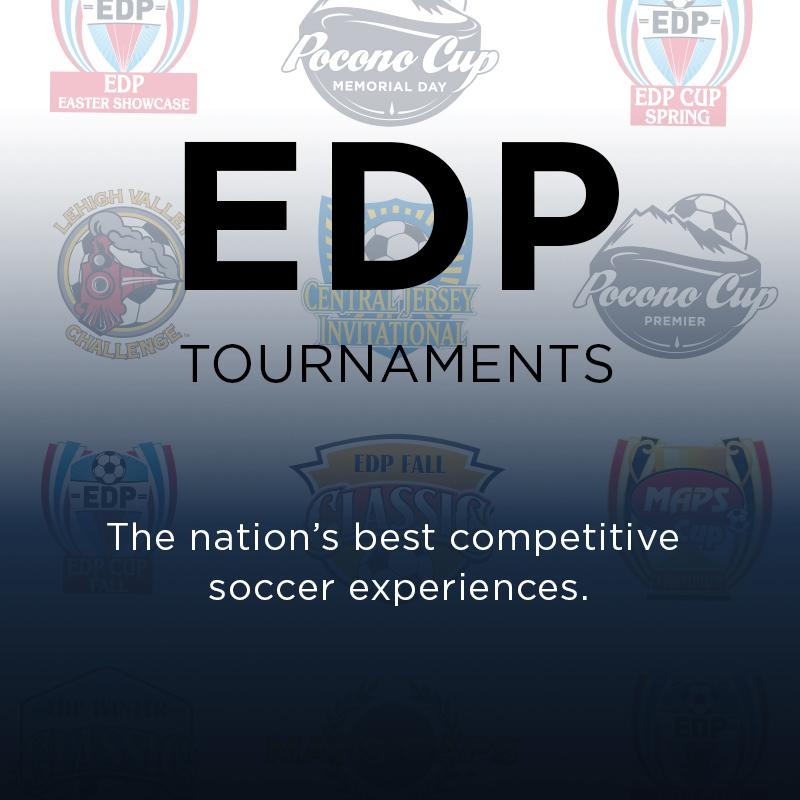 EDP Tournaments