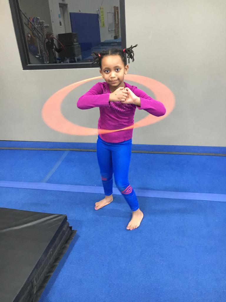 Girl hula hooping at Jam Hops event