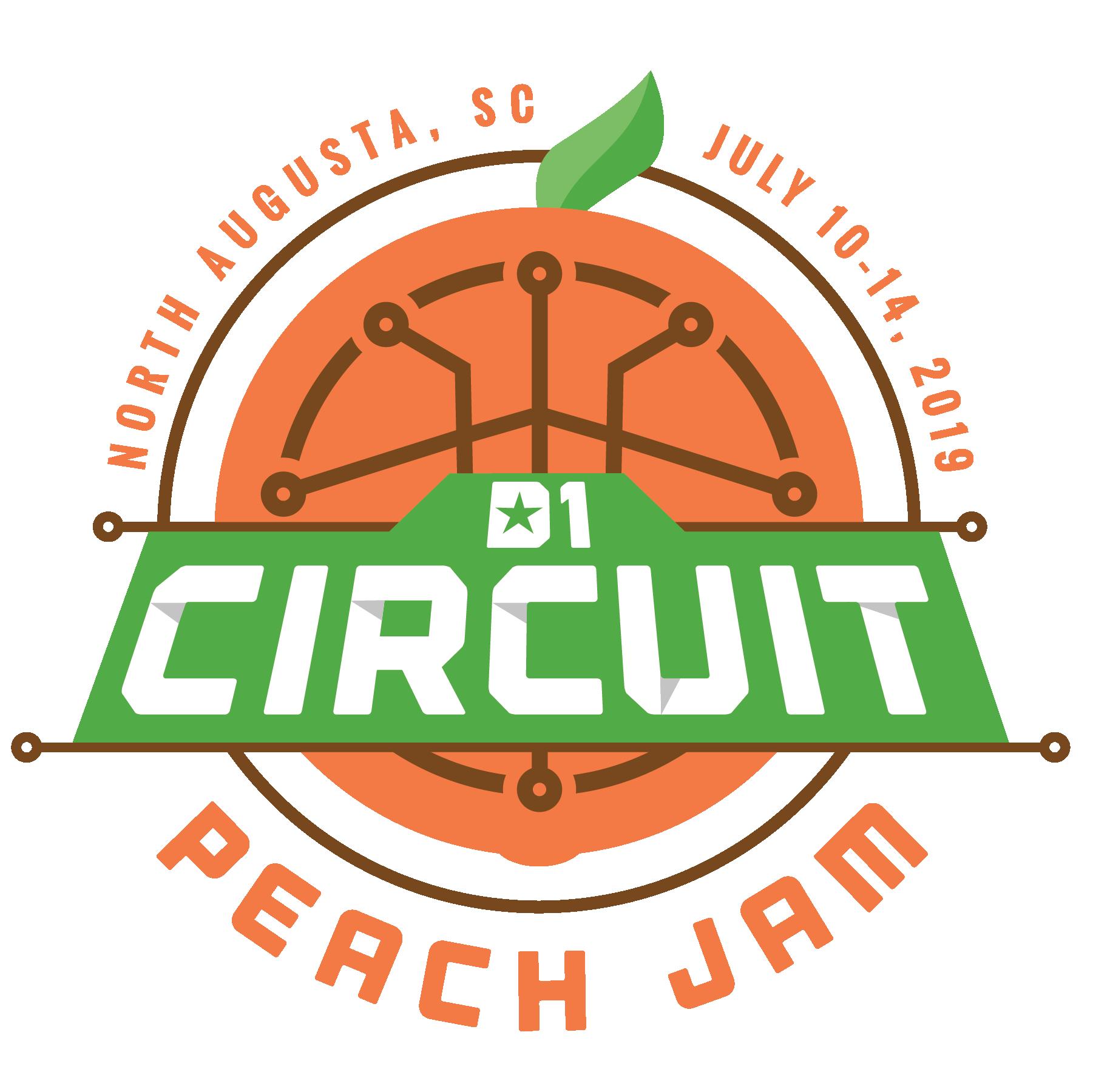 NOW LIVE: 2019 Peach Jam Field