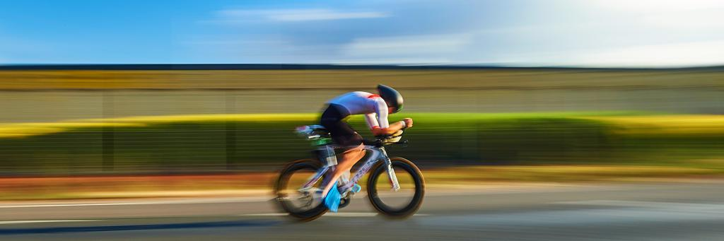 Fast bike course for athletes at IRONMAN 70.3 Geelong