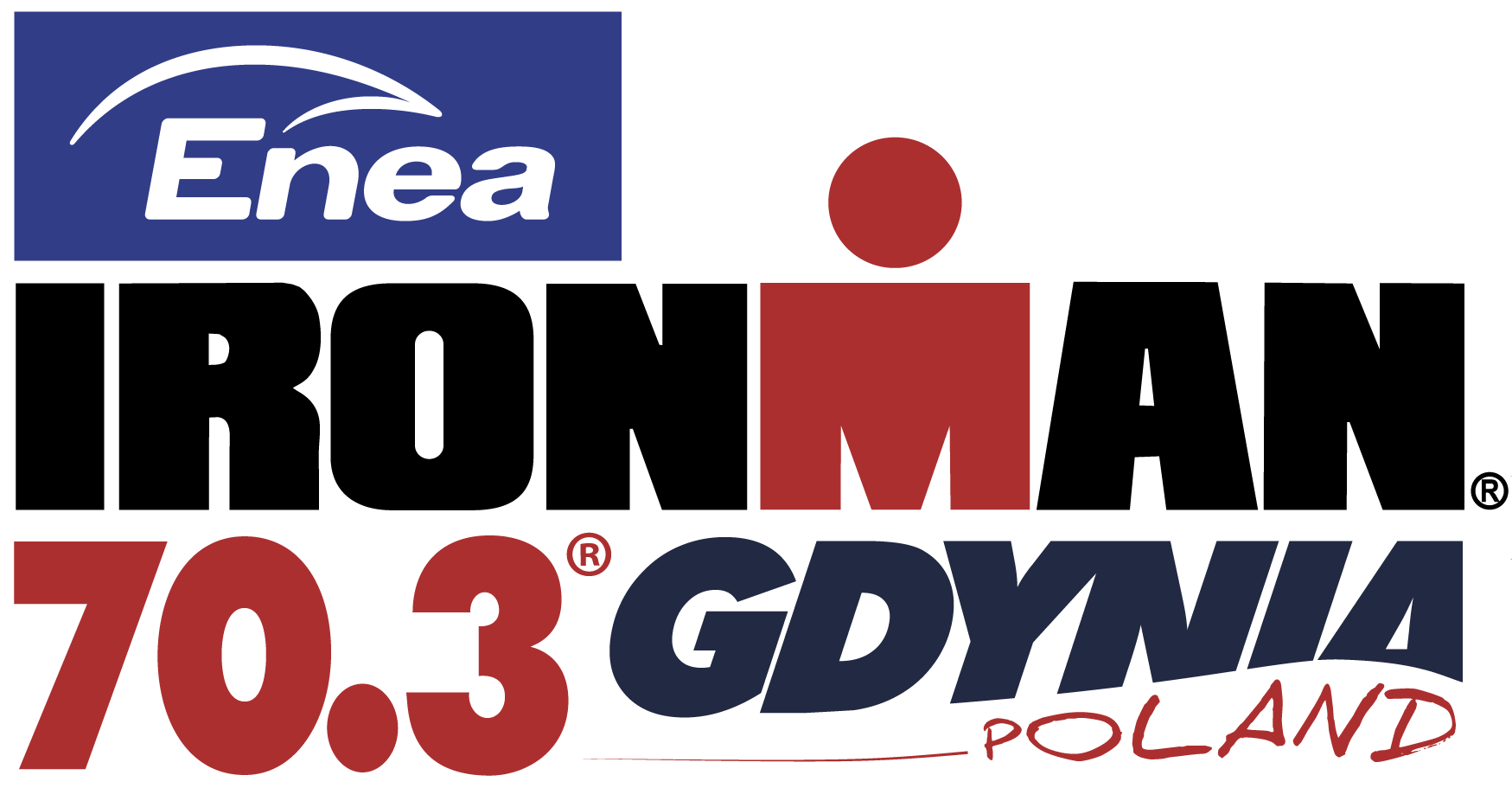 IRONMAN 70.3 Gdynia Logo