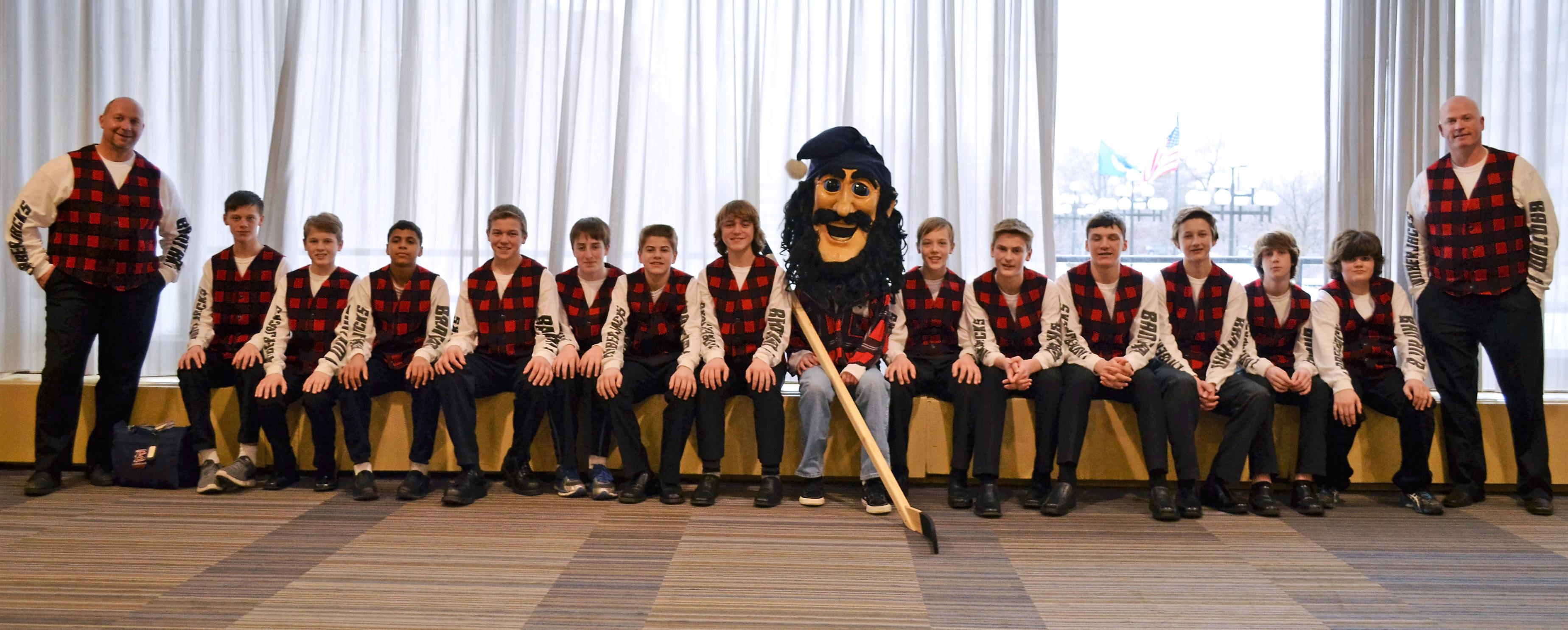 Bob Lowth Ford >> Bemidji Bantam B Team Thanks You For Your Support