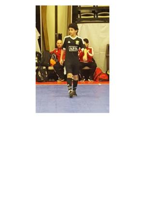 Joel Sobalbarro, (Trenton, NJ) - Matchfit Academy FC