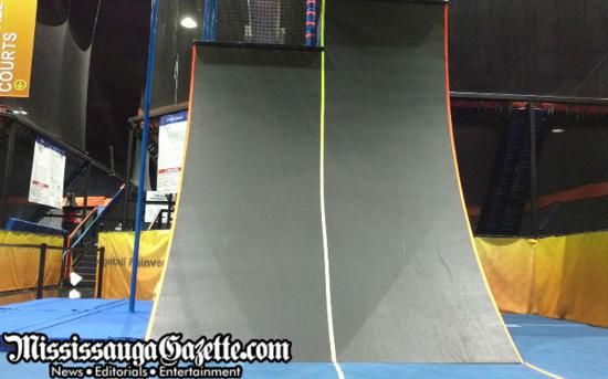 Sky Zone Trampoline Park. Trampoline entertainment and fitness centres in Mississauga. Thrilling event locations in Mississauga. Birthday parties, team events, and corporate events. Proactive entertainment by the Mississauga Gazette.