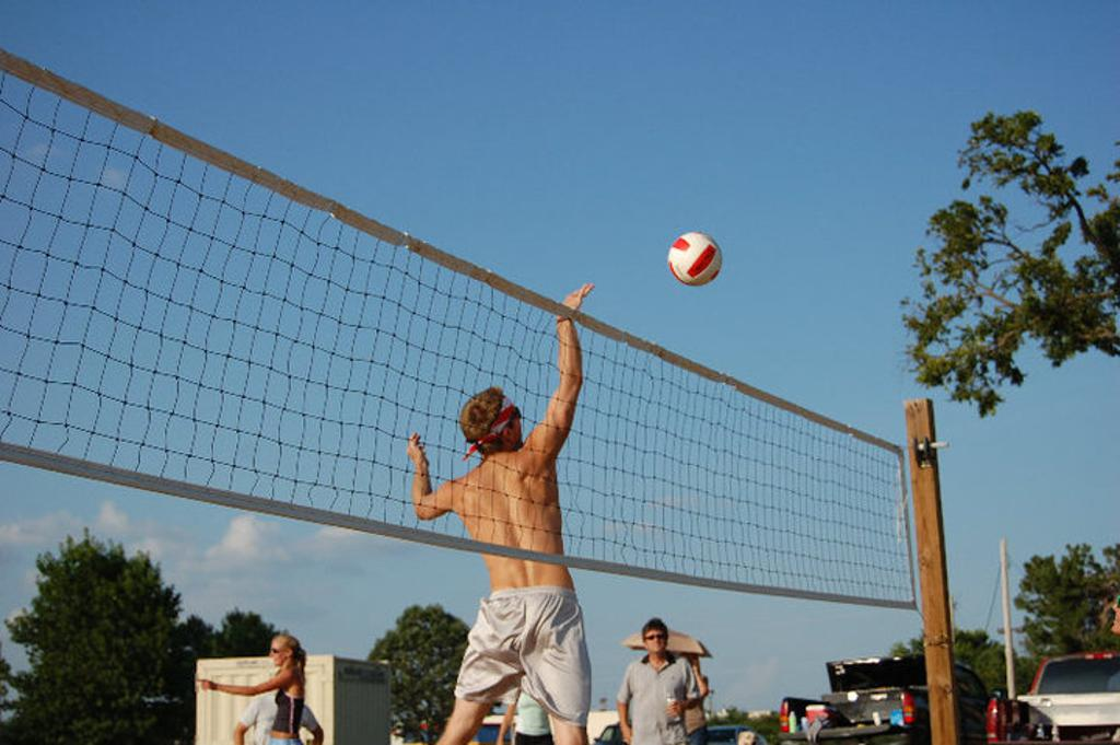 Tulsa Coed Sand Volleyball