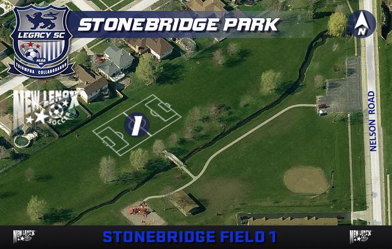 Stonebridge Park map