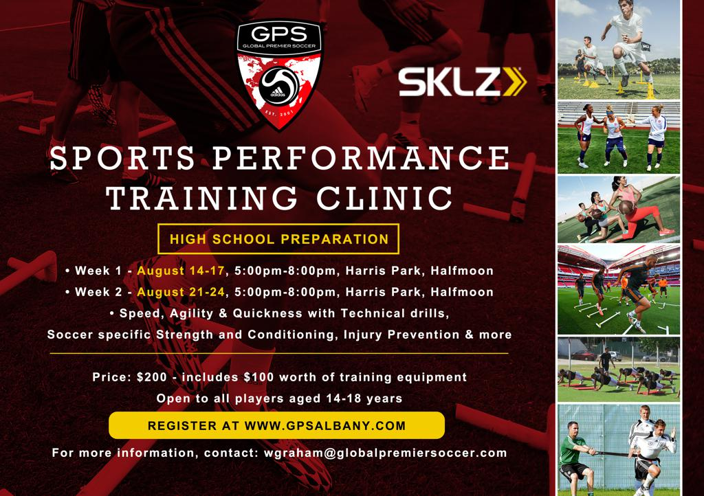 Gps albany sports performance camp click here to register publicscrutiny Image collections